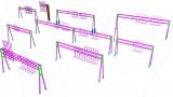 גשרי שילוט, יפה נוף | לקוח: מפעלי אומן | 2009