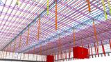 שופרסל, א.ת. מודיעין | לקוח: שינפלד הנדסה | 2012