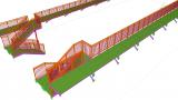 מדרגות ב.ס. עופר   לקוח: אורטוס   2009