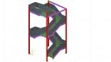 מדרגות יוחננוף   לקוח: אורטוס