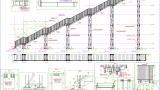 מדרגות מילוט   לקוח: אפור פלדה